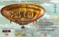 Musical fin de curso de la Escuela de Música